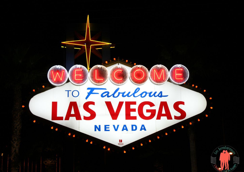 Entrez dans les lumières de la Fabulous Las Vegas